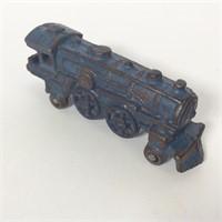 """Vintage 4"""" Cast Iron Steam Engine"""