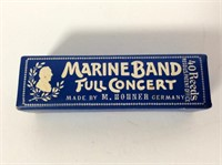 Hohner Marine Band Full Concert Harmonica