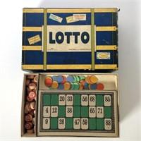 Milton Bradley Lotto, Bingo Games