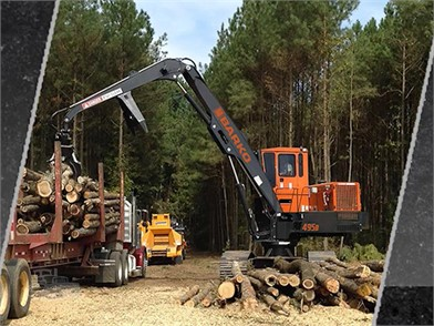 New Log Loaders Forestry Equipment For Sale By Chadwick