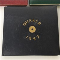 (3) Salem High School Yearbooks 1946, 47 and 48