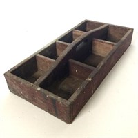 Primitive Wood Tool Box