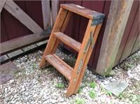 Werner Wood Step Ladder