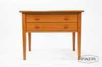 Petite 2 Drawer Console Table