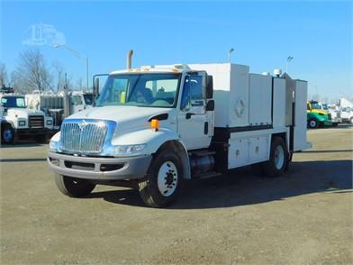 INTERNATIONAL Fuel Trucks / Lube Trucks For Sale - 79