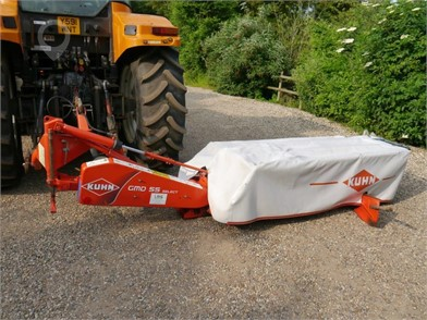 Used KUHN Disc Mowers for sale in the United Kingdom - 14