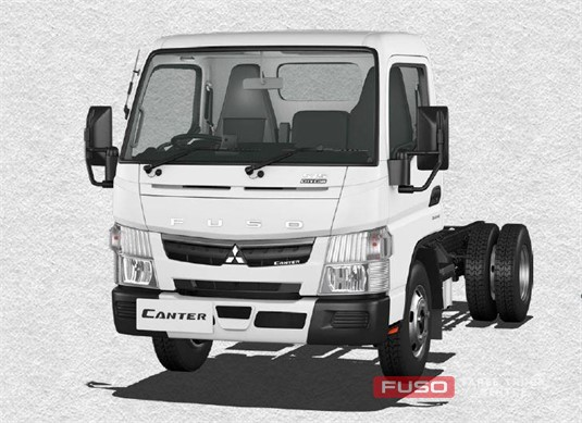 Fuso Canter 4x2 515 City Cab MWB 6 Sp. DCT