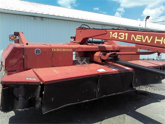 AuctionTime com | 2003 NEW HOLLAND 1431 Online Auctions