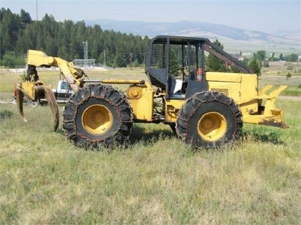 DEERE 540B Skidders Logging Equipment For Sale - 16 Listings