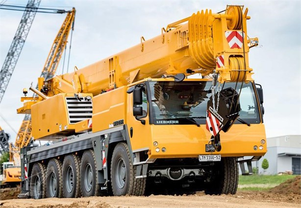 LIEBHERR All Terrain Cranes For Sale - 405 Listings | CraneTrader