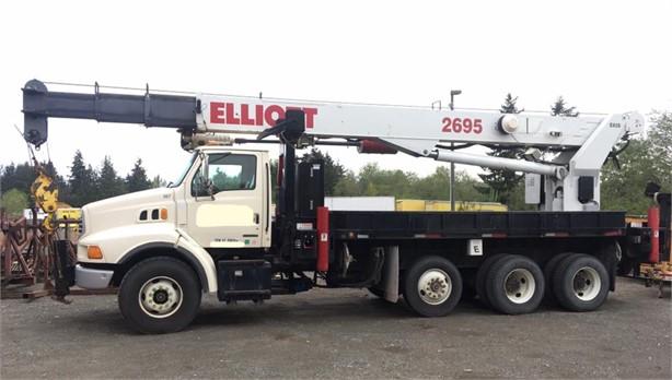 ELLIOTT Boom Truck Cranes For Sale - 92 Listings | CraneTrader com