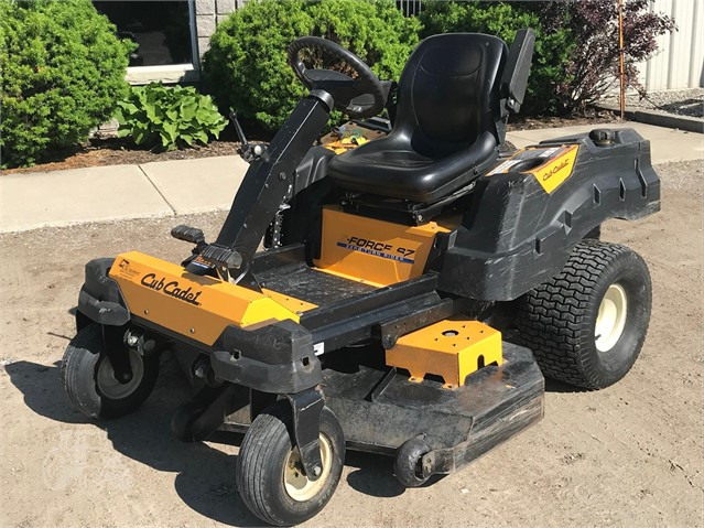 2014 CUB CADET Z-FORCE S54 For Sale In Mitchell, Ontario Canada