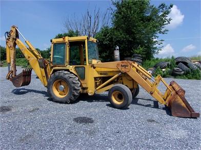 MASSEY-FERGUSON Construction Equipment For Sale In Pennsylvania - 2