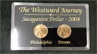 (qty - 5) Westward Journey Commemoratives-