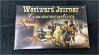 (qty - 4) Westward Journey Commemoratives-
