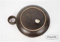 Italian Pottery Dish and Ashtray