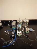 Dolomite Microfluidic System Components