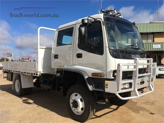 2006 Isuzu FTS 750 4x4 Dual Cab - Trucks for Sale