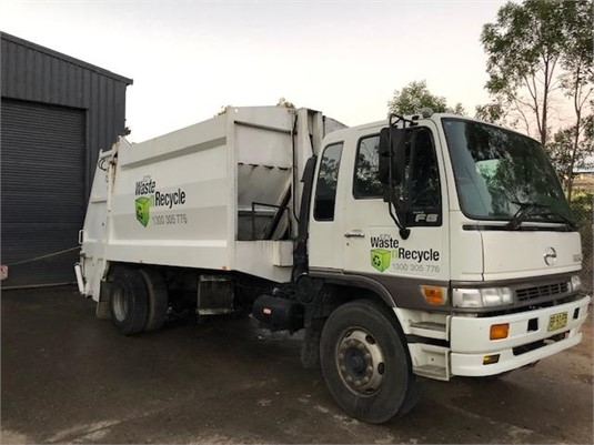 1999 Hino FG - Trucks for Sale