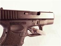 Glock 39 Semi auto pistol, w/case