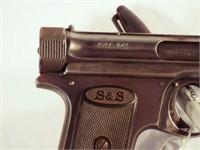 JP Sauer & Sohn semi auto pistol