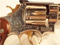 Smith & Wesson mod. 28 revolver