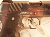 Springfield Ultra Compact semi auto pistol