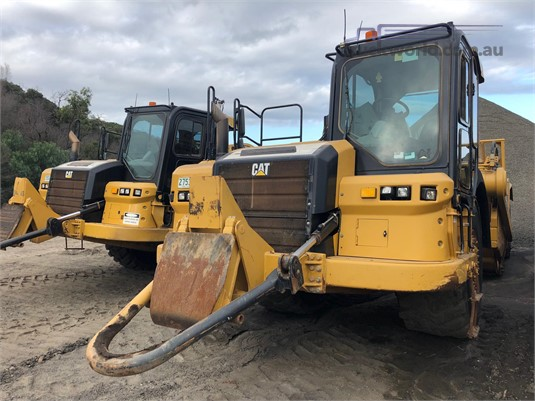 2012 Caterpillar 627H - Heavy Machinery for Sale