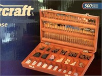 Mastercraft General Purpose Rotary Tool Set