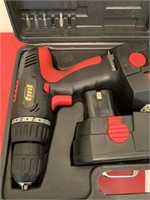 TMT 18Volt Drill Kit with Batteries and Charger