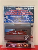 Superex 200Watt Power Inverter