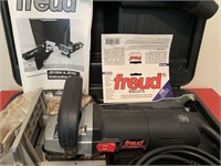 Freud JS100A Biscuit Joiner Bit and Biscuits