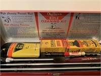 Two Antique Outers Rifle Clean and Stock Finish Ki