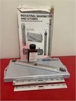 Type FL1.5 Manometer Tester