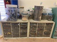 Large Lot of Shop Fasteners