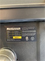 "Mastercraft Model 55-5510-6 12"" Drillpress"