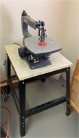 Craftsmen 16 Inch Scroll Saw and Table
