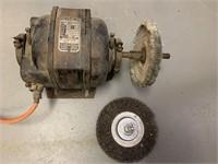 Leland 1/4 HP Electric Motor Buffer