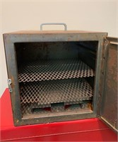 Small Portable Smoker Oven-Case Only no Burner