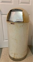 Rare Lawson 1950's Waste Can