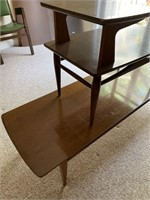 Midcentury Modern End and Coffee Table