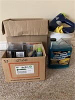 Auto Detailing and Wash Supplies