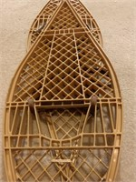 Pair of Lightweight Resin Snowshoes