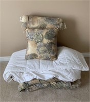 Clean King Size Comforter Set