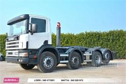 Scania P124.420  Uzywany