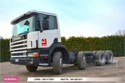 Scania P440  Uzywany