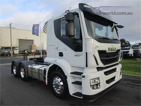 2016 Iveco Stralis ATi460 Trucks for Sale