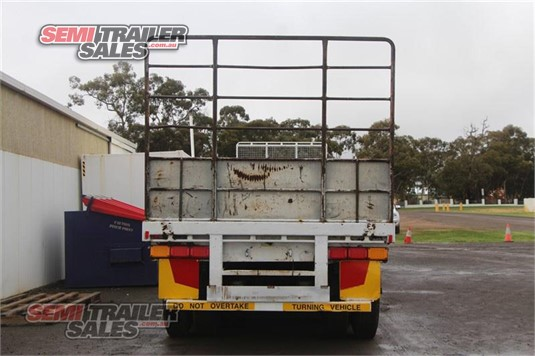 1994 Freighter B Double Combination Semi Trailer Sales - Trailers for Sale