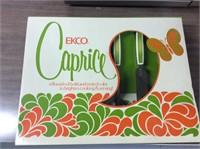 Mid-Century Ekco Caprice Kitchen Set