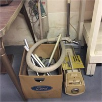 Hoover and Electrolux Vacuum Cleaners